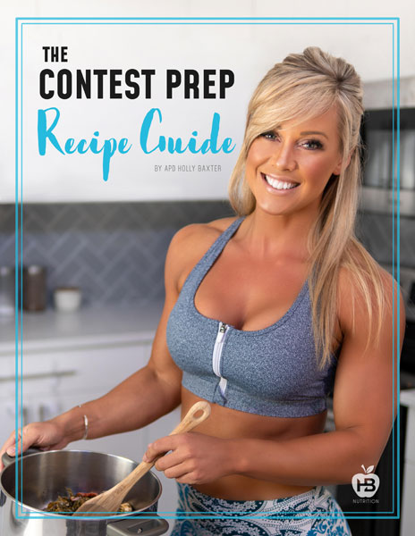 contest Prep Recipe Guide