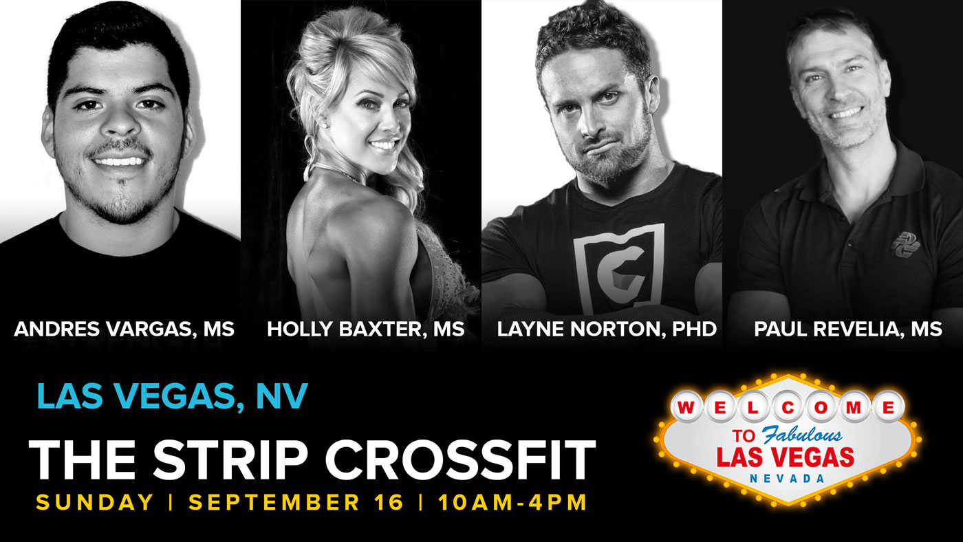 The Strip Crossfit Vegas