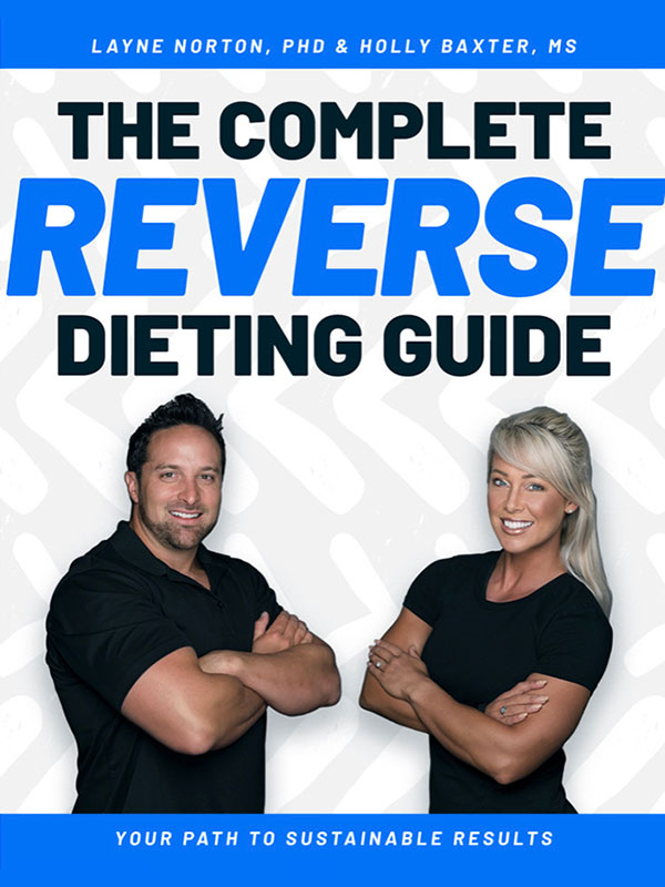 the complete reverse dieting guide