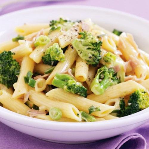 Hb Nutrition Chicken Carbonara With Broccoli