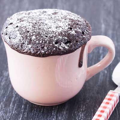 1 Minute Mug Cakes & Muffins