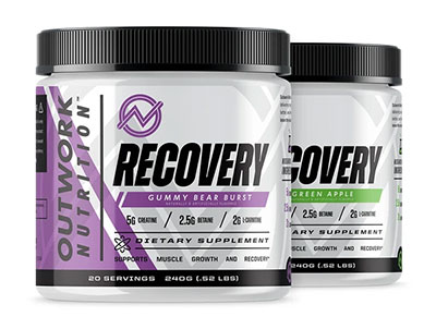 outwork nutrition recovery